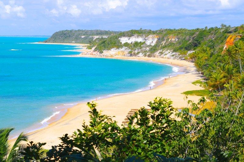 melhor praia de Trancoso Bahia praia do Espelho, Trancoso, praias, dicas