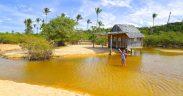 melhores praias de Porto Seguro Bahia Trancoso Arraial d'Ajuda dicas de viagem passeios praia do Espelho Caraiva
