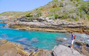 Melhores praias em Búzios - Praias mais bonitas em Búzios - Praias mais tranquilas em Búzios - Praias paradisíacas em Búzios - Praias mais calmas em Búzios