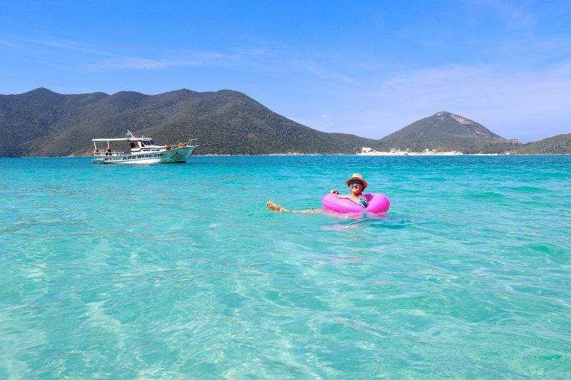 o que fazer na região dos Lagos Cabo Frio Búzios Arraial do Cabo passeios praias dicas
