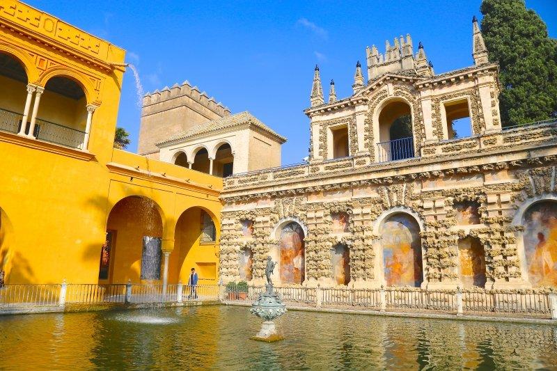 o que fazer em Sevilha Espanha pontos turísticos, onde ficar, dicas de viagem Andaluzia, hotel em Sevilha