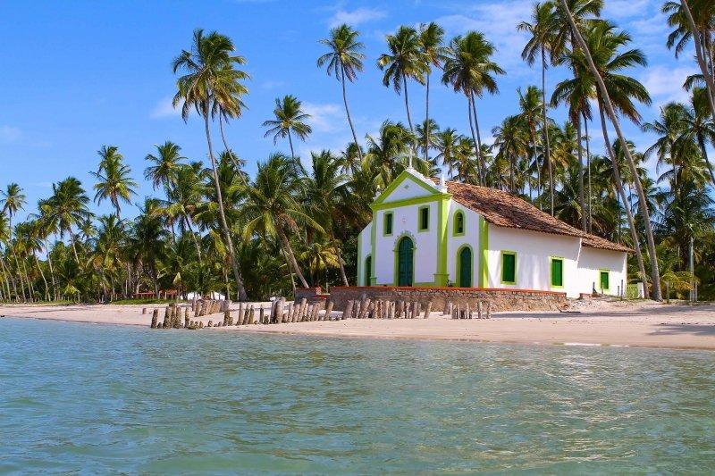 melhores lugares para lua de mel no Brasil