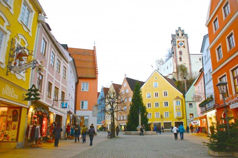 o que fazer em Füssen pontos turísticos passeios dicas de viagem