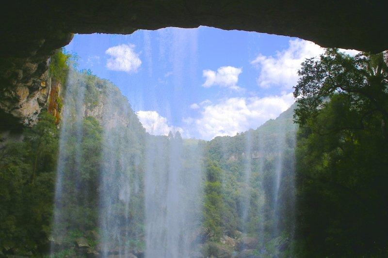 o que fazer em Farroupilha pontos turísticos em Farroupilha, cascata do Salto Ventoso RS