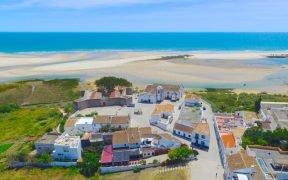 O que fazer na Praia de Cacela Velha - Praia da Fábrica - Vila Real de Santo António - Algarve - Praia de Cacela Velha como chegar - Cacela Velha - Algarve