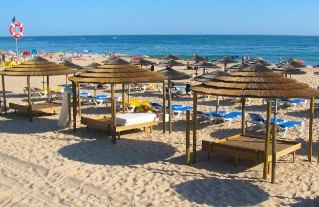 Praia de Tavira - Algarve