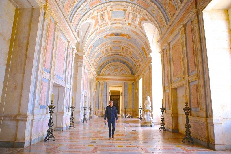 o que visitar em Mafra, pontos turísticos em mafra, o que fazer em mafra, passeios em mafra, palácio nacional de mafra