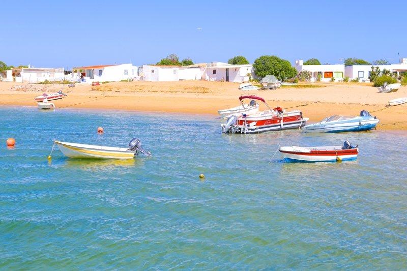 passeio de barco pelas ilhas de faro preços