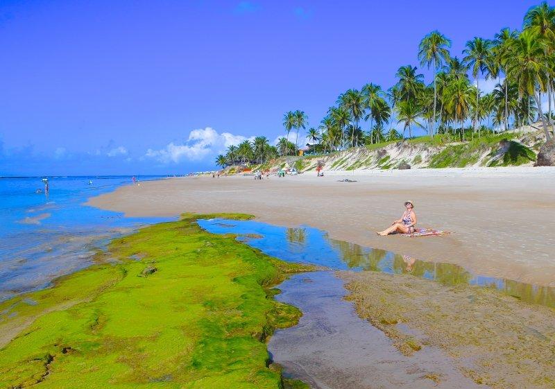 o que fazer na Praia do Francês