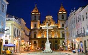 O que fazer no Pelourinho - Pontos Turísticos no Pelourinho - O que fazer no centro histórico de Salvador - Pontos de interesse no Pelourinho - BA