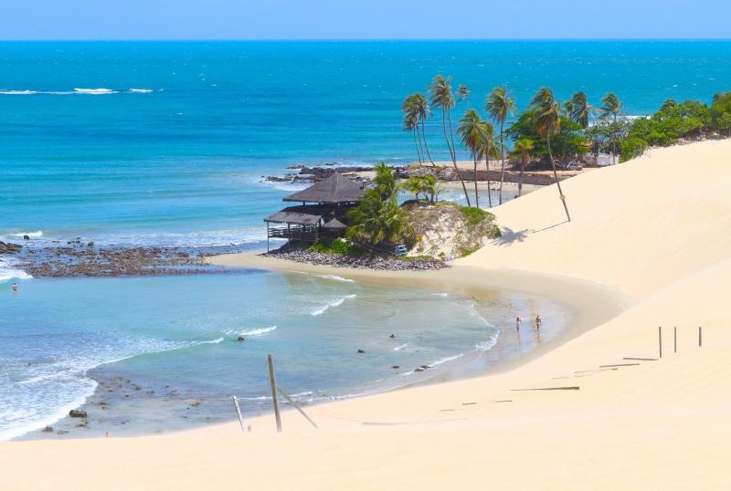 o que fazer na Praia de Ponta Negra