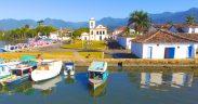quanto custa o passeio de barco em Paraty