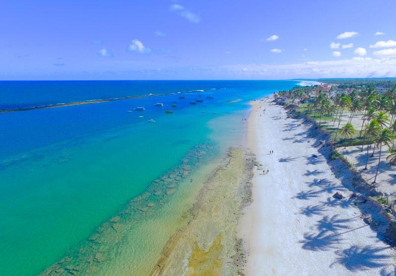 Onde ficar na Praia do Francês - Onde se hospedar na Praia do Francês - Hotéis com melhor custo beneficio na Praia do Francês - Hotéis bons e baratos