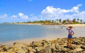 Melhores Praias de Sergipe - Praias mais bonitas de Sergipe - Melhores praias do litoral norte de Sergipe - Melhores Praias do litoral sul de Sergipe