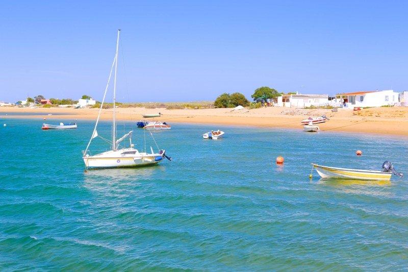 praias com as águas mais quentes no Algarve