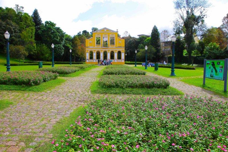 parques mais visitados de Curitiba