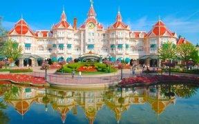 O que fazer na Disneyland Paris - Melhores atrações - Preços e Dicas para visitar a Disneyland Paris - Onde fica a Disneyland Paris - Hotéis na Disneyland
