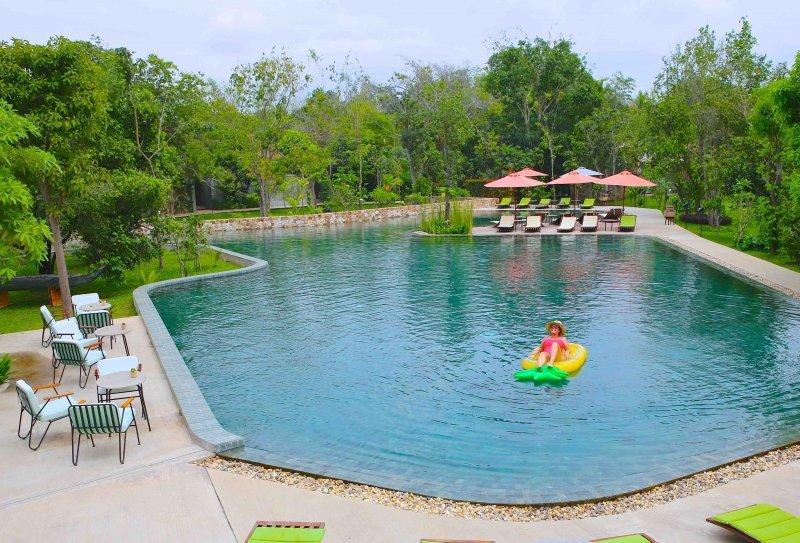 Onde ficar em Siem Reap - Onde se hospedar em Siem Reap - Onde ficar próximo aos templos de Angkor - Melhores hotéis em Siem Reap - Hotéis 5 estrelas em Siem Reap - Hotéis com boa localização em Siem Reap - Melhores alojamentos em Siem Reap - Camboja - Hotéis boutique em Siem Reap
