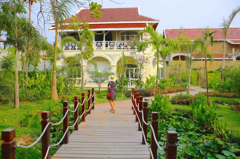 Onde ficar em Luang Prabang - Onde se hospedar em Luang Prabang - melhores hotéis em Luang Prabang - hotéis bem localizados em Luang Prabang - melhores alojamentos em Luang Prabang - alojamentos com boa localização em Luang Prabang - hotéis de luxo em Luang Prabang - Hotéis 5 estrelas em Luang Prabang no Laos