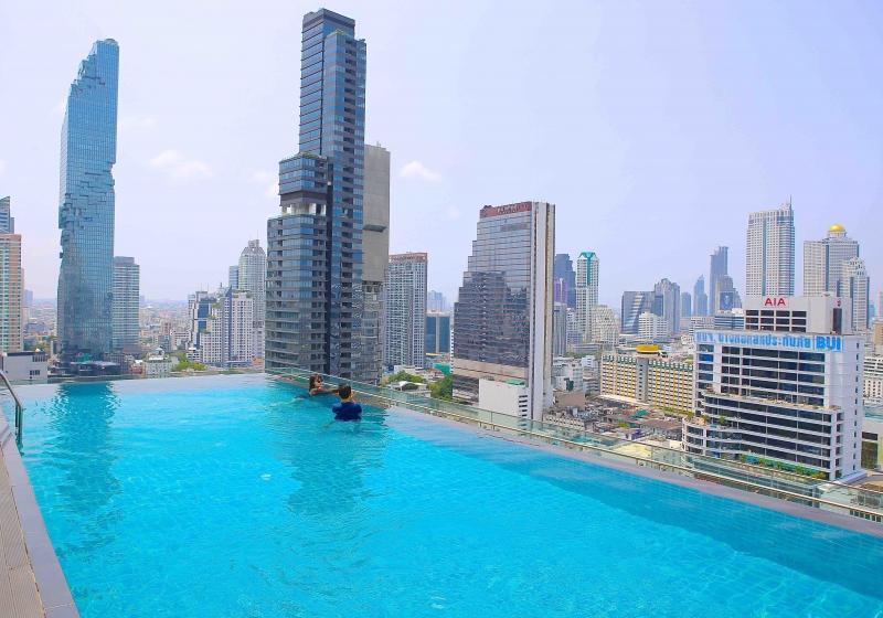 Onde se hospedar em Bangkok - Melhores bairros para ficar em Bangkok - Onde ficar em Bangkok - Melhores hotéis em Bangkok - Melhores alojamentos em Bangkok - Onde dormir em Bangkok - Hotéis com boa localização em Bangkok - Hotéis de luxo em Bangkok - Tailândia - Hotéis bem localizados em Bangkok