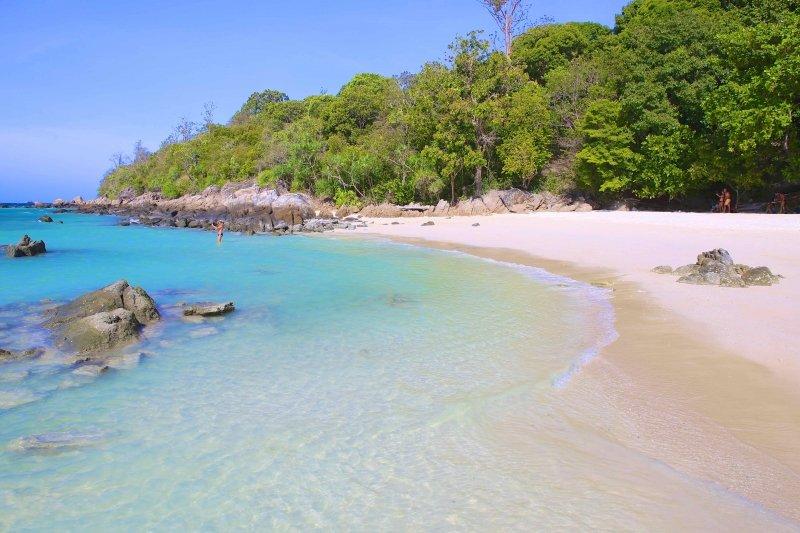 melhores praias de Koh Lipe