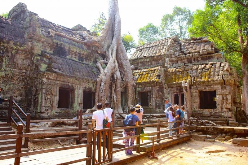 templos mais bonitos de Angkor