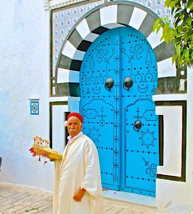 Pontos turísticos Tunisia