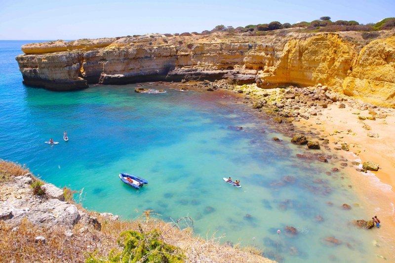 Roteiro de 7 dias no Algarve