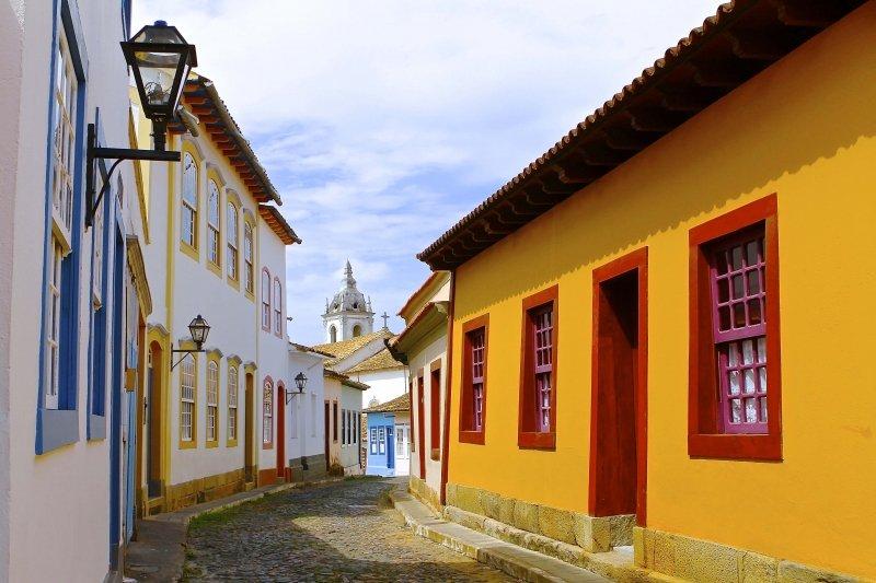 roteiro Ouro Preto e Tiradentes