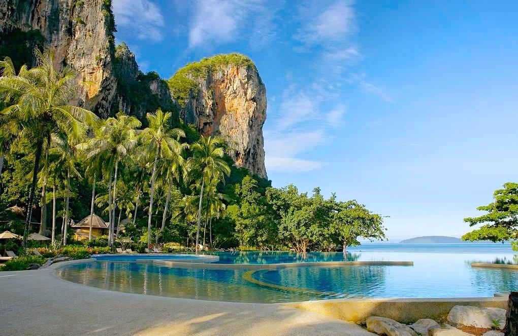 Melhores hotéis para lua de mel na Tailândia