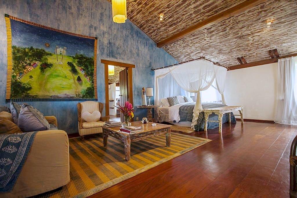 melhores hotéis para lua de mel na Bahia