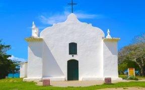 Igrejas para casar na praia - Igrejas para casar no Brasil - Melhores destinos para casar no Nordeste - Melhores praias para casar no Nordeste
