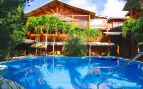 Melhores hotéis para lua de mel na Praia do Forte - Hotéis românticos na Praia do Forte - Hotéis de luxo na Praia do Forte - Hotéis charmosos