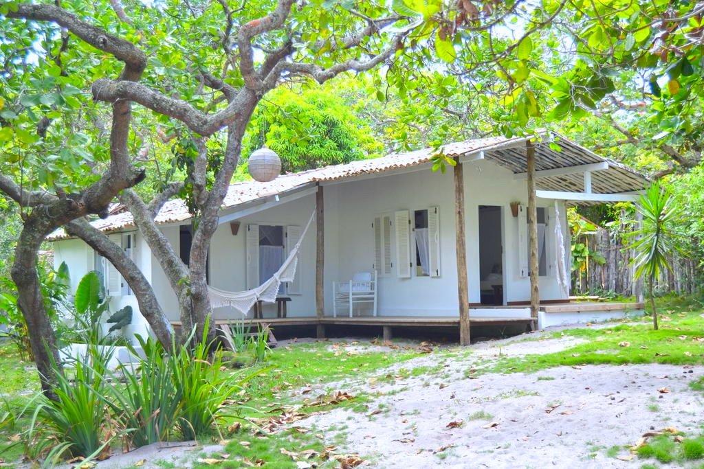 Onde ficar em Caraíva