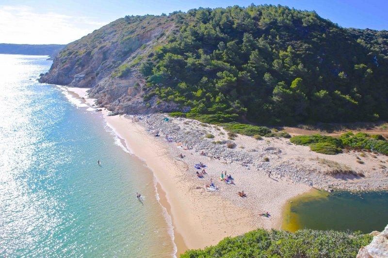 melhores praias de Vila do Bispo