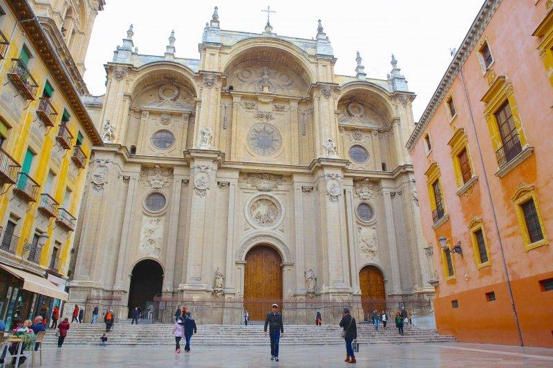 o que fazer em Granada em 2 dias
