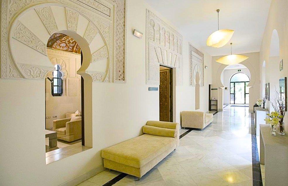 melhores hotéis em Córdoba na Espanha
