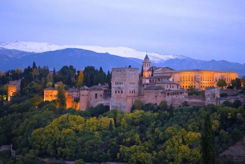 O que fazer em Granada em 2 dias - Roteiro de 2 dias em Granada - Visitar Granada em 2 dias - Roteiro Turístico de 2 dias em Granada - Pontos Turisticos