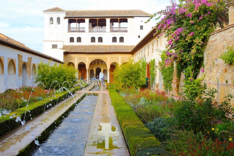 como ir e visitar Alhambra de Granada