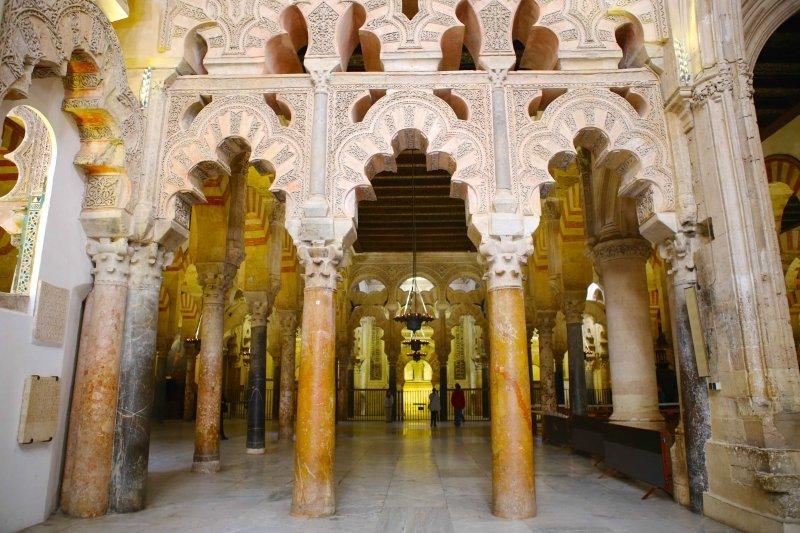 como visitar a Mesquita de Córdoba