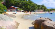 Aluguel de Temporada na Praia da Daniela em Florianópolis - Imoveís temporada - Casa de férias na Praia da Daniela em Florianópolis - SC