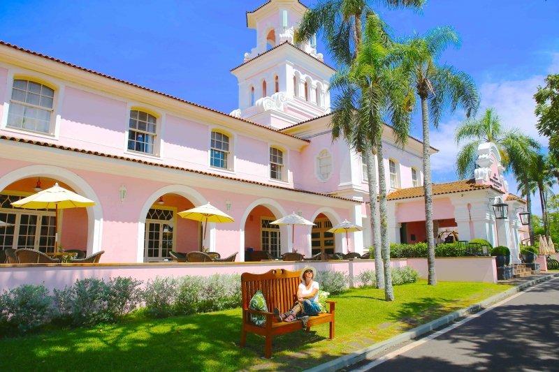 hotéis bem localizados em Foz do Iguaçu