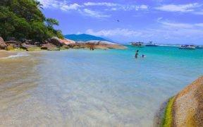 Onde ficar na Praia do Campeche - Onde se hospedar no Campeche - Hotéis bem localizados no Campeche - Melhores Pousadas - Hotéis baratos no Campeche