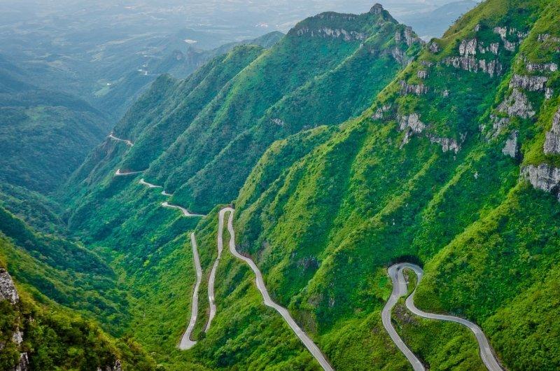 Lugares mais bonitos do Sul do Brasil - Melhores lugares do Sul do Brasil - Pontos Turísticos Atrações Turísticas - Dicas de Viagem - Pontos de Interesse