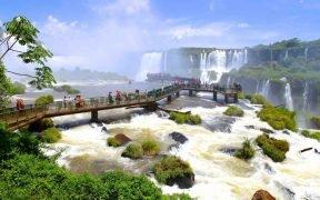 Roteiro de Viagem Foz do Iguaçu - Pontos Turísticos Foz do Iguaçu - Pontos de Interesse - Melhores passeios - Dicas de Viagem - Roteiros Turísticos