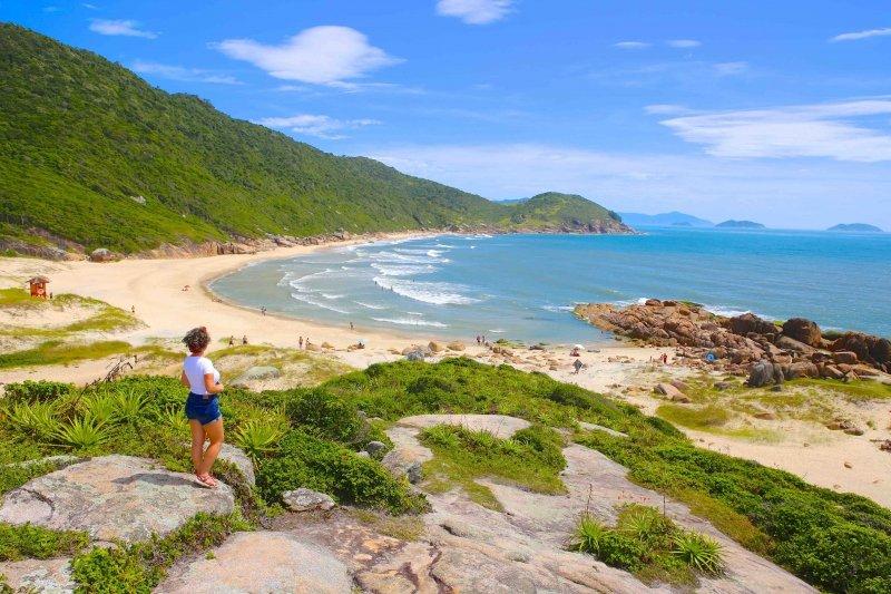 Melhores praias para se hospedar em Santa Catarina