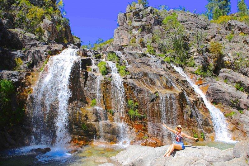 Como ir à Cascata Cela Cavalos, como chegar, melhor trilho, percurso pedestre, cascatas mais bonitas do Gerês