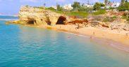 O que fazer em Ferragudo - Roteiro turístico de Ferragudo, passeios em Ferragudo, pontos de interesse, pontos turísticos, melhores praias e atrações.