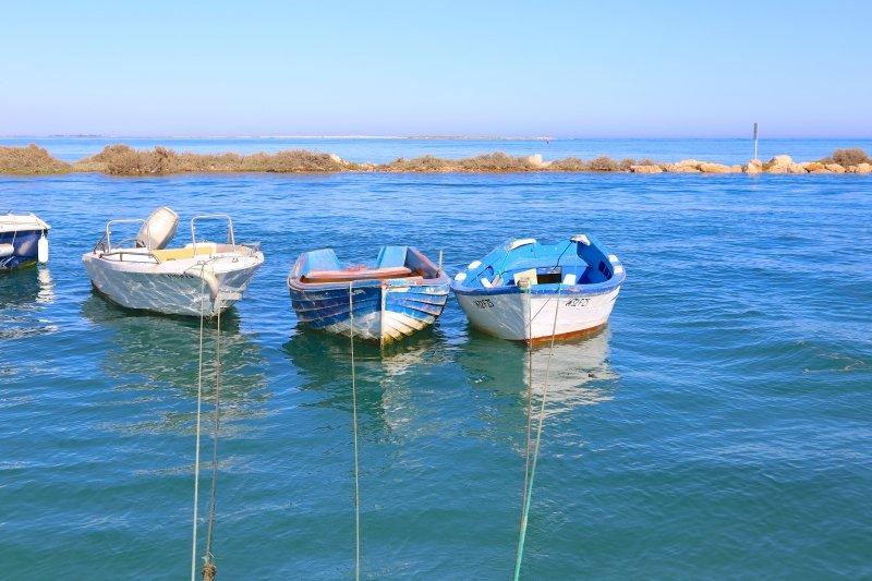 como ir à Praia do Barril, como chegar a Praia do Barril na Ilha de Tavira.