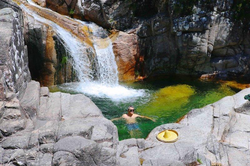 Como ir à Cascata das Lagoas da Mata da Albergaria